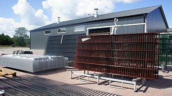 Metallzäune und Schmiedeeiserne Zäune aus Polen